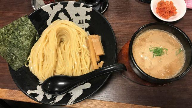 つけ麺 @まめぶろ